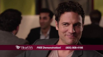 HearUSA TV Spot, 'Restaurant: Son' - Thumbnail 7