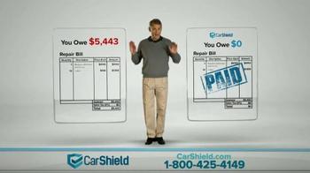 CarShield TV Spot, 'Sooner or Later'