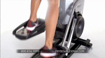 Bowflex Max Trainer TV Spot, 'Full Body Workout' - Thumbnail 7