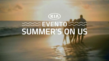 Kia Evento Summer's On Us TV Spot, 'Optima y Optima Hybrid' [Spanish] - Thumbnail 9