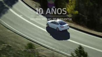 Kia Evento Summer's On Us TV Spot, 'Optima y Optima Hybrid' [Spanish] - Thumbnail 7