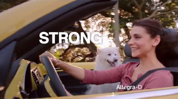 Allegra-D TV Spot, 'Dogs' - Thumbnail 6