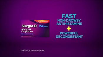 Allegra-D TV Spot, 'Dogs' - Thumbnail 4