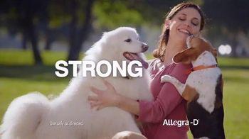 Allegra-D TV Spot, 'Dogs'