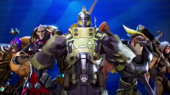 Battleborn TV Spot, 'Adult Swim: Battleborn Badass #2' - Thumbnail 7