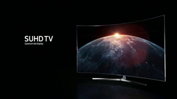 Samsung SUHD TV TV Spot, 'Other Worlds' - Thumbnail 9
