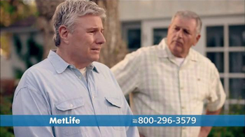 MetLife TV Spot, 'Backyard Horseshoe'