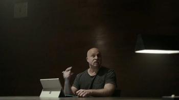 Microsoft Surface Pro 4 TV Spot, 'Forensic Artist Stephen Mancusi' - Thumbnail 8