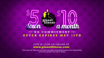 Planet Fitness TV Spot, 'Drum Roll' - Thumbnail 8