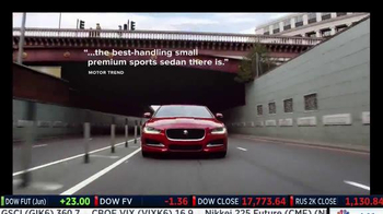 2017 Jaguar XE TV Spot, 'Being British'