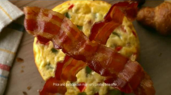 Dunkin' Donuts Bacon Supreme Omelet Sandwich TV Spot, 'Bike Shop' - Thumbnail 4