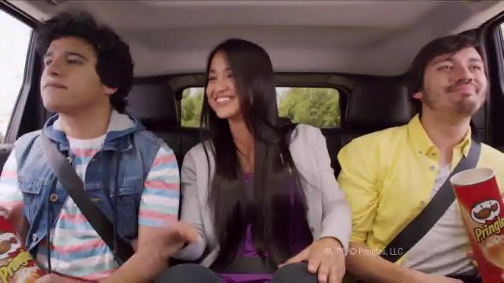 Pringles TV Commercial, 'Make Music'