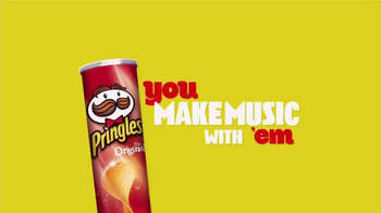 Pringles TV Spot, 'Make Music' - Thumbnail 5