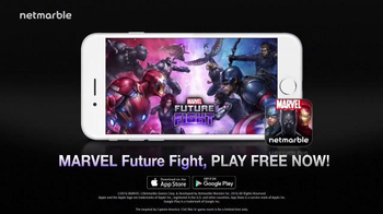 Marvel Future Fight TV Spot, 'Captain America: Civil War' - Thumbnail 9