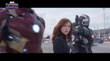Marvel Future Fight TV Spot, 'Captain America: Civil War' - Thumbnail 1