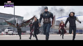 Marvel Future Fight TV Spot, 'Captain America: Civil War' - Thumbnail 2