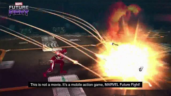 Marvel Future Fight TV Spot, 'Captain America: Civil War' - Thumbnail 4