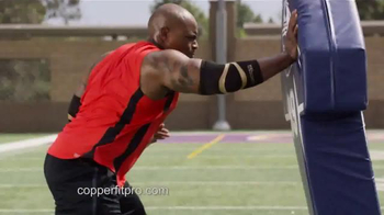 Copper Fit Pro Series TV Spot, 'Targeted Compression' - 2378 commercial airings