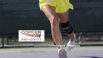 Copper Fit Pro Series TV Spot, 'Targeted Compression' - Thumbnail 3