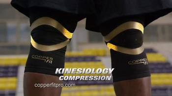 Copper Fit Pro Series TV Spot, 'Targeted Compression' - Thumbnail 5