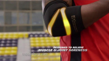 Copper Fit Pro Series TV Spot, 'Targeted Compression' - Thumbnail 6