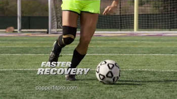 Copper Fit Pro Series TV Spot, 'Targeted Compression' - Thumbnail 9