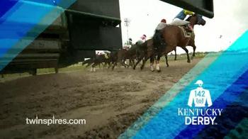 Twinspires.com App TV Spot, '2016 Kentucky Derby Betting' - Thumbnail 3