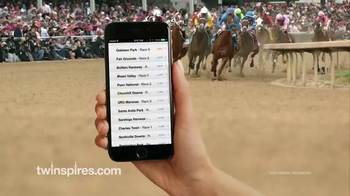 Twinspires.com App TV Spot, '2016 Kentucky Derby Betting'