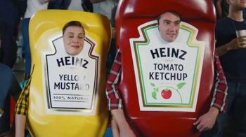 Heinz Mustard TV Spot, 'Kiss Cam' - Thumbnail 1