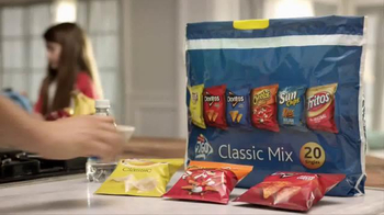 Frito-Lay Multipacks TV Spot, 'PhD in Lunch Packing' - Thumbnail 4