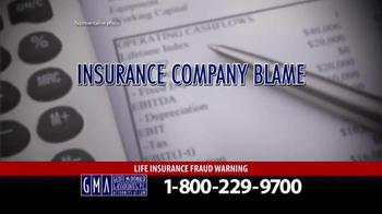 Geoff McDonald & Associates TV Spot, 'Insurance Premiums' - Thumbnail 3