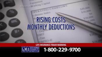 Geoff McDonald & Associates TV Spot, 'Insurance Premiums' - Thumbnail 4