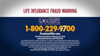 Geoff McDonald & Associates TV Spot, 'Insurance Premiums' - Thumbnail 8