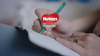 Huggies TV Spot, 'Letters to Baby' - Thumbnail 1