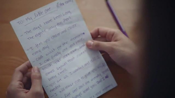 Huggies TV Spot, 'Letters to Baby' - Thumbnail 4