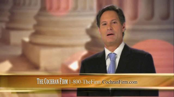 The Cochran Law Firm TV Spot, 'Injury Justice' - Thumbnail 1