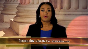 The Cochran Law Firm TV Spot, 'Injury Justice' - Thumbnail 3