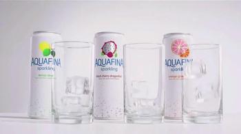 Aquafina Sparkling TV Spot, 'Refreshing Experience' - Thumbnail 1