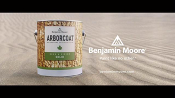 Benjamin Moore ARBORCOAT TV Spot, 'Is It Still Stain?' - Thumbnail 10