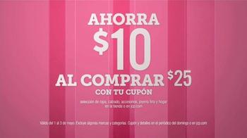 JCPenney Venta del Día de las Madres TV Spot, 'Ropa para las Madres' - Thumbnail 7