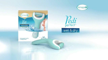 Amopé Pedi Perfect Wet & Dry TV Spot, 'Product of the Year' - Thumbnail 7