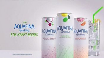 Aquafina Sparkling TV Spot, 'In Perfect Sync' - Thumbnail 4