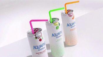 Aquafina Sparkling TV Spot, 'In Perfect Sync'