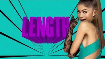 CoverGirl Super Sizer Fibers TV Spot, 'Won't Believe Your Eyes' Ft. Zendaya - Thumbnail 2