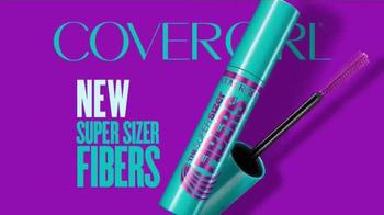 CoverGirl Super Sizer Fibers TV Spot, 'Won't Believe Your Eyes' Ft. Zendaya - Thumbnail 3