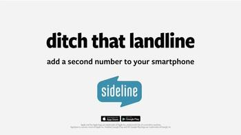 Sideline TV Spot, 'Ditch That Landline' - Thumbnail 8
