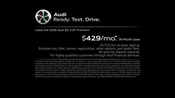 2016 Audi Q5 TV Spot, 'Rings' - Thumbnail 8