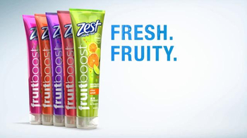 Zest Fruitboost Revitalizing Shower Gels TV Spot, 'Vitamin C' - Thumbnail 8