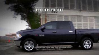 Ram Trucks Ten Days to Deal TV Spot, 'Guts and Glory' - Thumbnail 1
