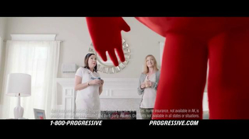 Progressive TV Spot, 'Kool-Aid Man' - Thumbnail 8